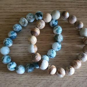 Jewelry - Breaded bracelets.